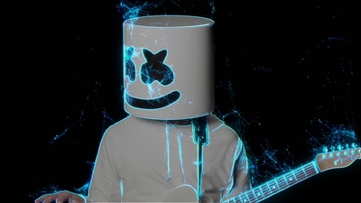 4KMV-Marshmello - Here With Me Feat. CHVRCHES-[332M.mp4-2160P]