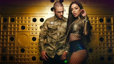 Anitta - Si O No (feat Maluma)-[106M.mp4-1080P]